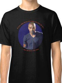 Criminal Minds - Agent Derek Morgan Classic T-Shirt