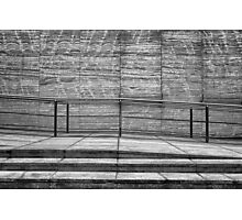 Metal & Stone Photographic Print