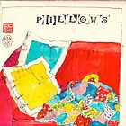 EDiM #13 draw a pillow by Evelyn Bach