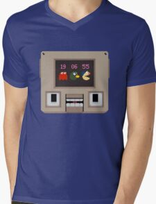 Hey! Look! A pixel! Mens V-Neck T-Shirt