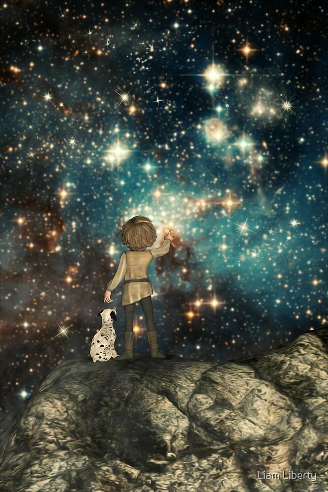 Stargazing by Liam Liberty