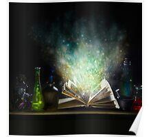 Book of Magic Poster