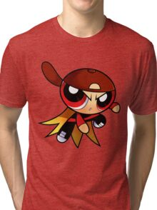 RowdyRuff Boys - Brick Tri-blend T-Shirt