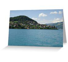 Switzerland View 42 Greeting Card