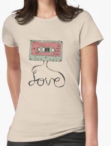 Love Cassette Tape T-Shirt
