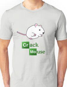 Crack Mouse  Unisex T-Shirt