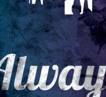 Always - Hogwarts Castle Sticker