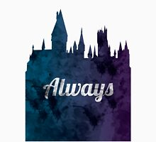 Always - Hogwarts Castle Unisex T-Shirt