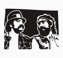 Cheech and Chong by 53V3NH