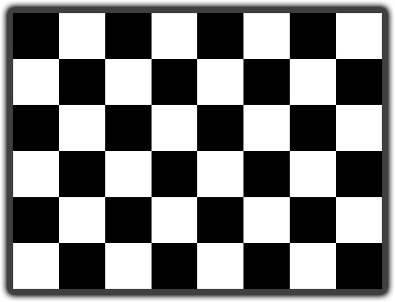 12583146 Checkered Flag Win Winner Chequered Flag Racing Cars Race Finish Line Black on Black Checkered Border