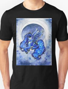 The Mare in the Moon Unisex T-Shirt