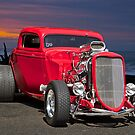 1934 Ford &quot;Bad Attitude&quot; Coupe by DaveKoontz
