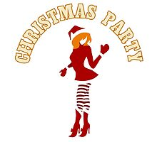 Christmas Party Design by devaleta