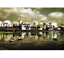 Dreaming Lanzarote Photographic Print
