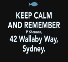 42 Wallaby Way, Sydney by Warhead955