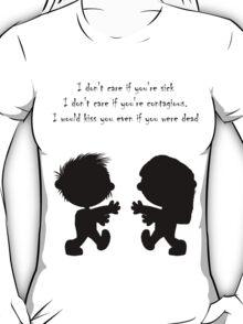 Pierce The Veil I Don't Care Zombie T-Shirt