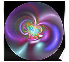 Orbital Sparkler Poster