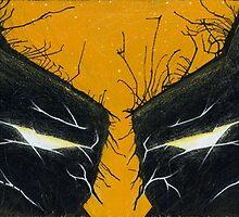Wolverine Adamantium Rage by chrispanila