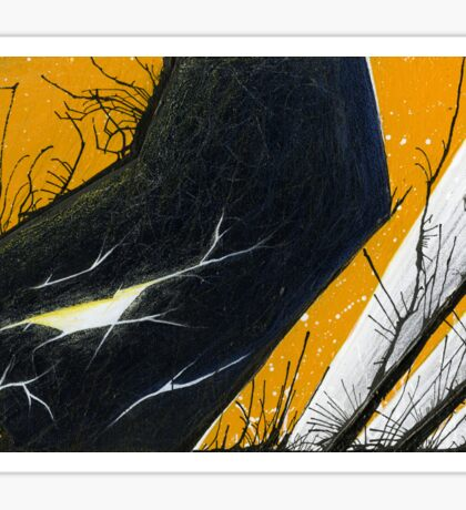 Wolverine Adamantium Rage Sticker