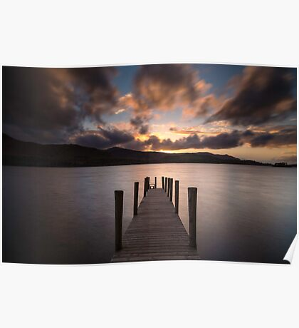 Ashness Jetty Poster