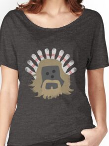 The Big LeBOWLski Women's Relaxed Fit T-Shirt