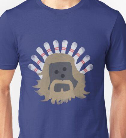 The Big LeBOWLski Unisex T-Shirt