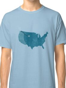 AmeriWhale The Beautiful Classic T-Shirt