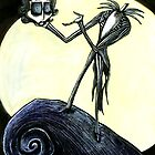 Tim Burton the Pumpkin King by Hannah Chusid