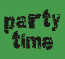 party time by Vana Shipton
