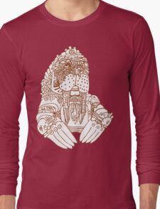 Mighty Walrus Long Sleeve T-Shirt