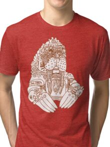 Mighty Walrus Tri-blend T-Shirt