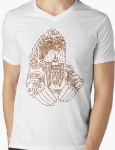 Mighty Walrus Mens V-Neck T-Shirt