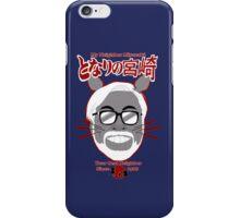 My Neighbor Miyazaki iPhone Case/Skin