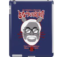 My Neighbor Miyazaki iPad Case/Skin