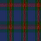 00004 Wilson Clan Tartan Fabric Print Iphone Case by Detnecs2013