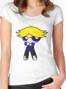RowdyRuff Boys - Boomer Women's Fitted Scoop T-Shirt