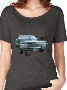 SuperNatural Impala  Women's Relaxed Fit T-Shirt