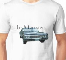 SuperNatural 'Its A Lifestyle' Unisex T-Shirt