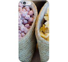 Market Stall iPhone Case/Skin