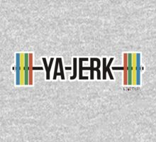 YA JERK - Barbell by Livitup