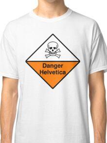 HELVETICA SCENARIO Classic T-Shirt