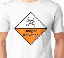 HELVETICA SCENARIO Unisex T-Shirt