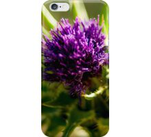 Strange Flower iPhone Case/Skin