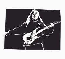 Jeff Hanneman Slayer by 53V3NH