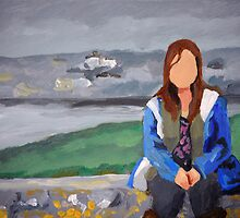 The View from Kinsale II by MaKayla Songer