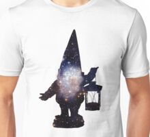 He Gnomes Too Much Unisex T-Shirt