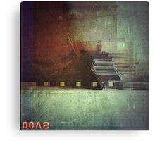Odessa Polaroïd  Metal Print