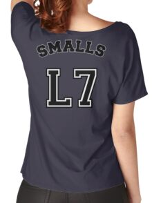 Smalls Jersey Women's Relaxed Fit T-Shirt
