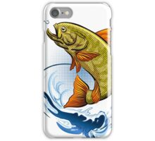 The Fishing iPhone Case/Skin