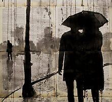 rain drops by Loui  Jover